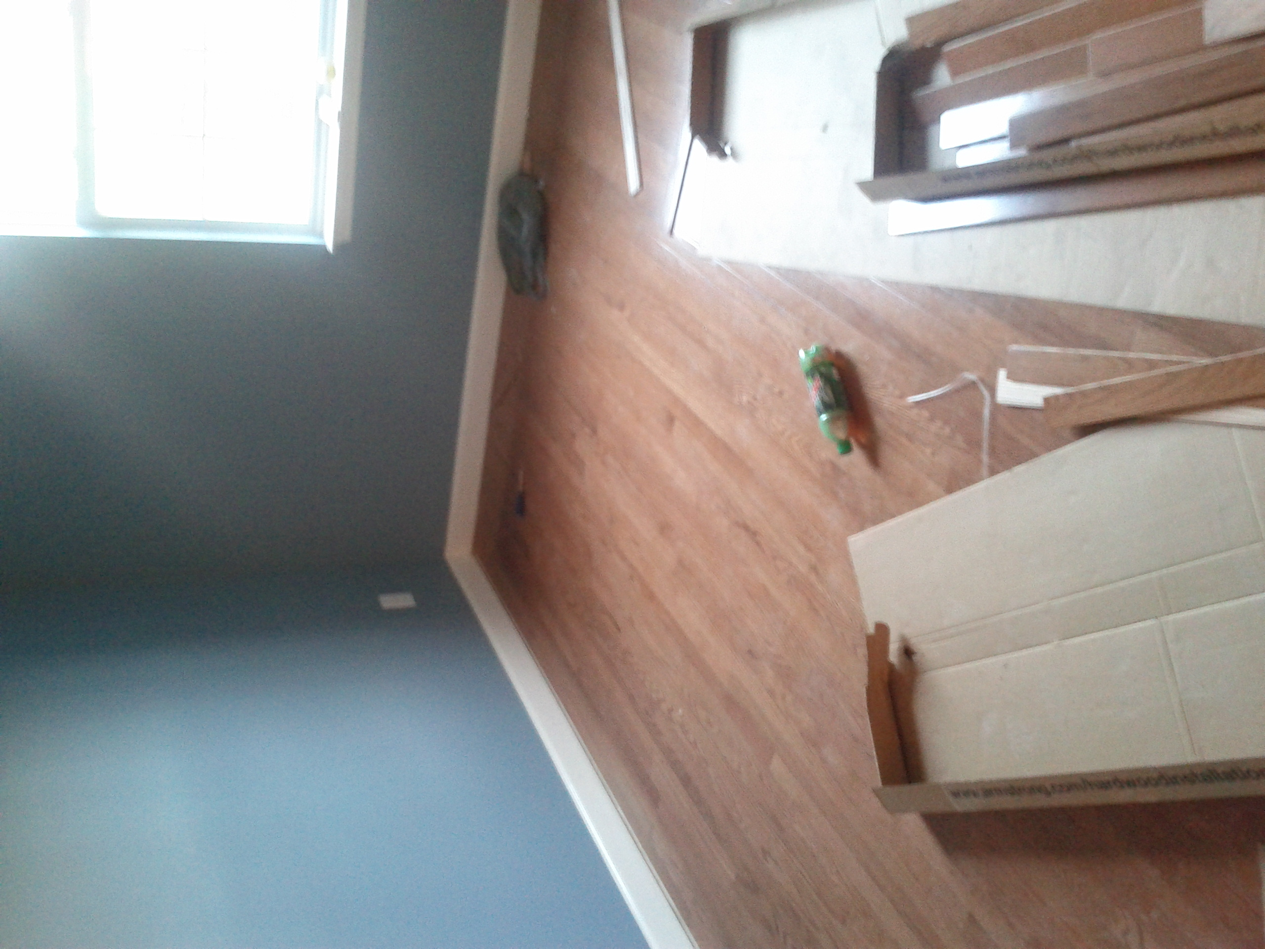 Bruce natural choice and solid steps for Hardwood floors hamilton