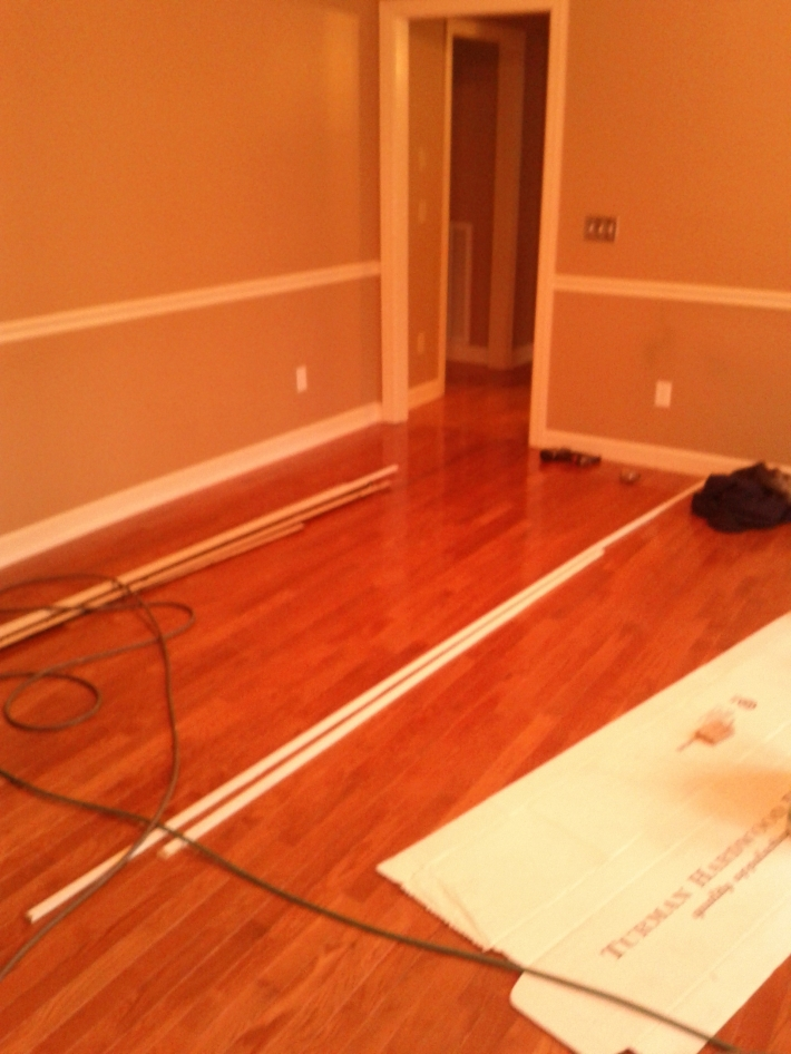 Prefinished solid oak in nashville tn for Hardwood floors nashville